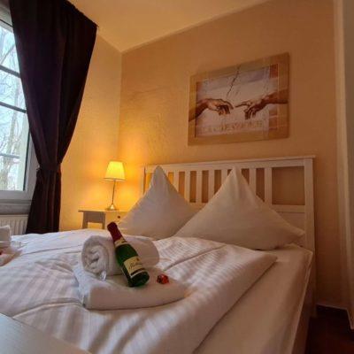 Ferienwohnung Lebensfreude Rerik Schlafzimmer 2