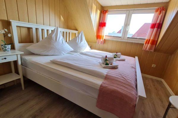 Ferienwohnung Liebreiz Rerik Schlafzimmer