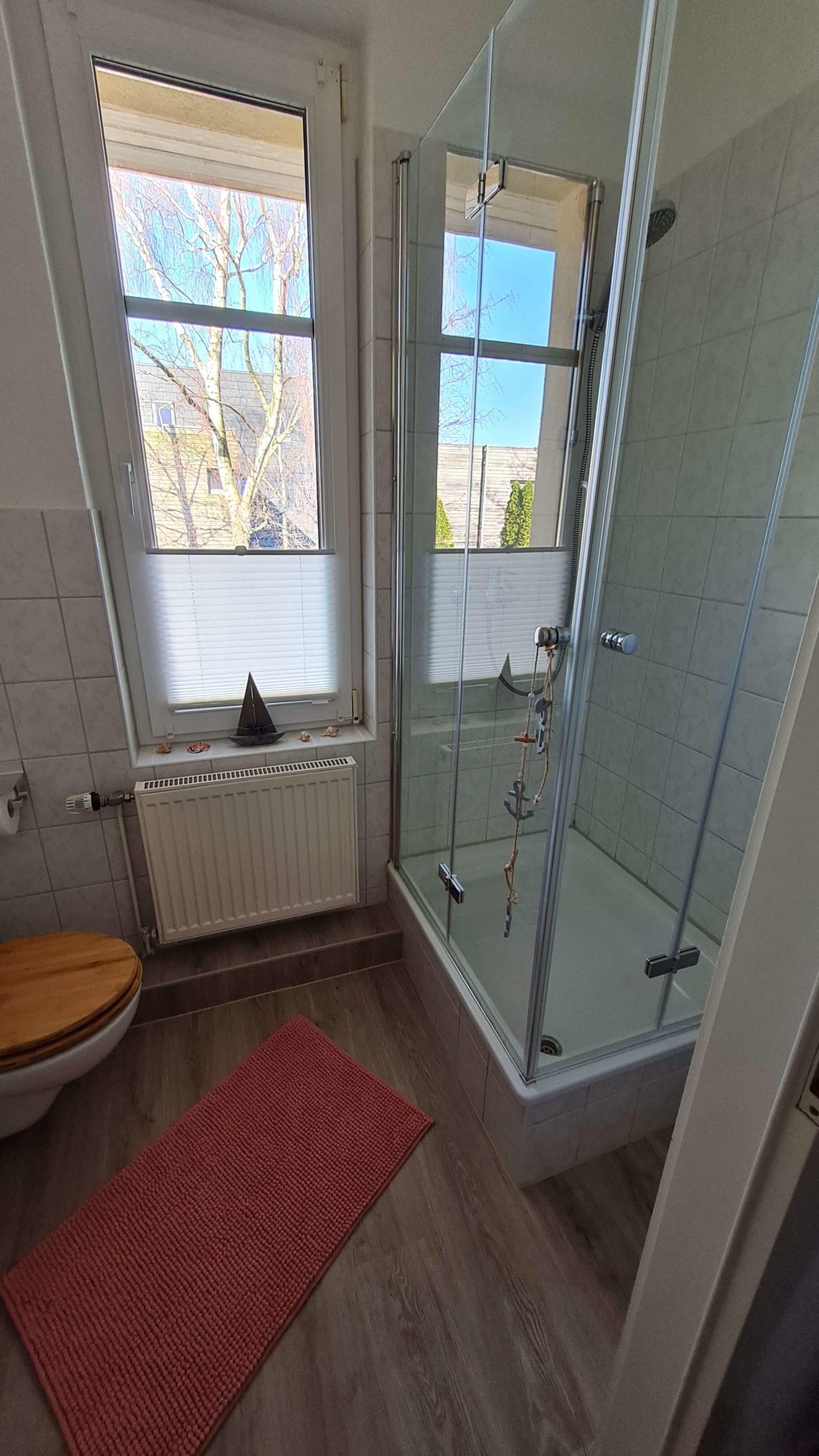 Ferienwohnung Rerik Kuschel Badezimmer 2
