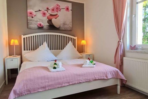 Ferienwohnung Rerik Kuschel Schlafzimmer 2