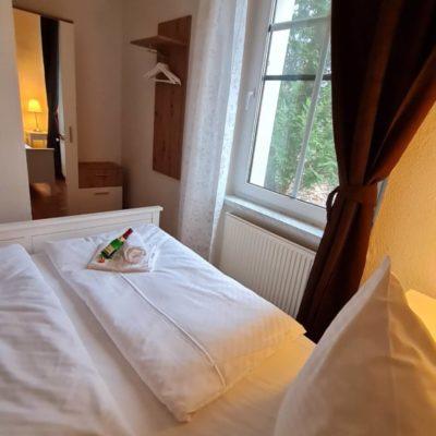 Ferienwohnung Rerik Lebensfreude Schlafzimmer